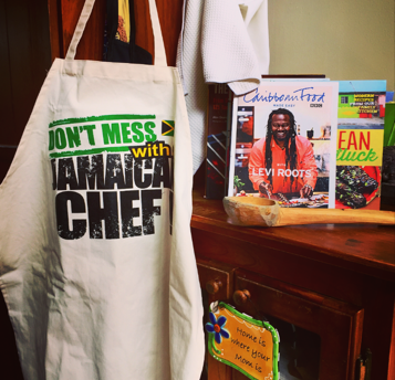 Don't Mess With Jamaican Chef apron - My Jamaica - $1150
