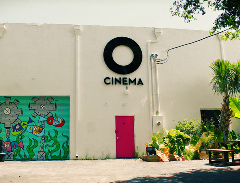 O Cinema - Wynwood 90 NW 29th St., Wynwood - 305.571.9970