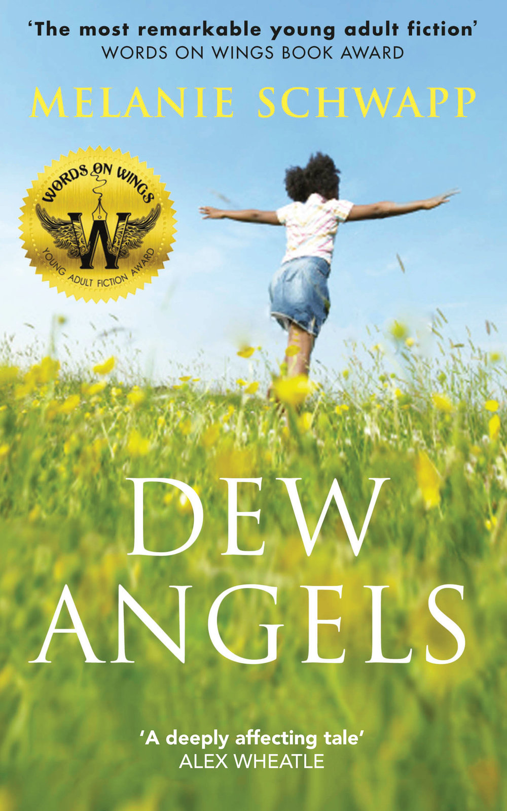 the only Jamaican written and young adult targeted book to make it on the list, 'Dew Angels' did so with no bias. Arguably one of the most talked about Jamaican written books of the 21st century Dew Angels is a spirited tale of Nola Chambers and her life and times a dark skinned girl in a light skinned family. The book has its own interesting way of accounting Nola's experiences in her village and family with heavy notes of prejudice and forms of abuse. Most who've read the originally published copy will tell you Dew Angels is  'An incredible read' (Off The Shelf) 'One awesome book' (Shelf Life).