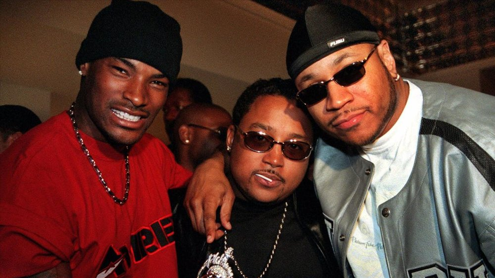 Tyson Beckford, Daymond John and LL Cool J