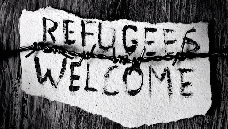 Refugees and how they are welcome