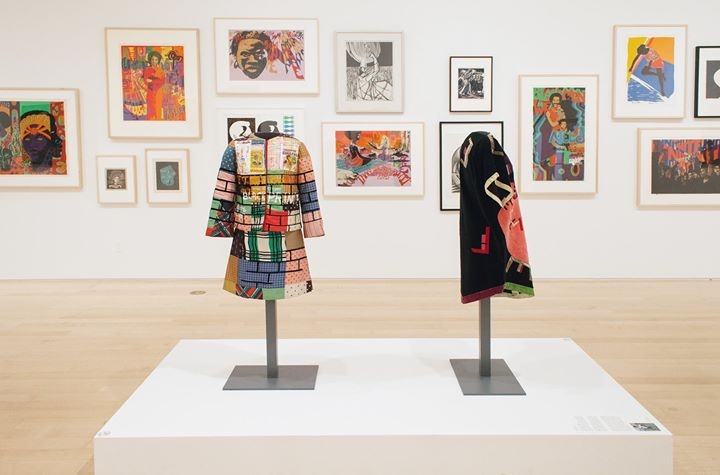 """""""It is the first exhibition to highlight the voices and experiences of women of colour – distinct from the primarily white, middle-class mainstream feminist movement"""" - - Brooklyn Museum"""