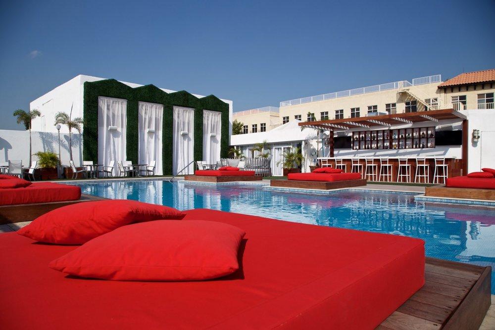 Spanish Court Hotel -