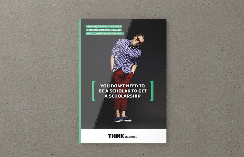 Think-Education-Design-Finished-Art-Brochure-Scholarships