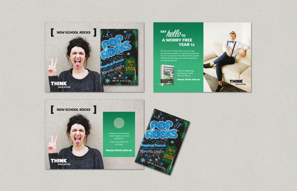 Think-Education-Design-Finished-Art-Compatition-Postcard