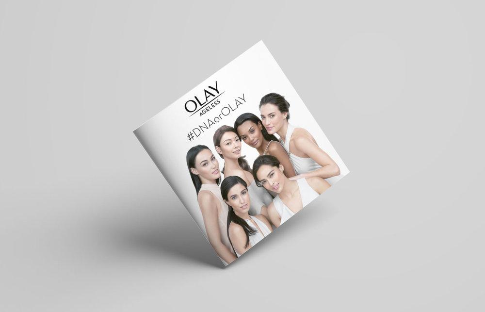 Olay Brochures