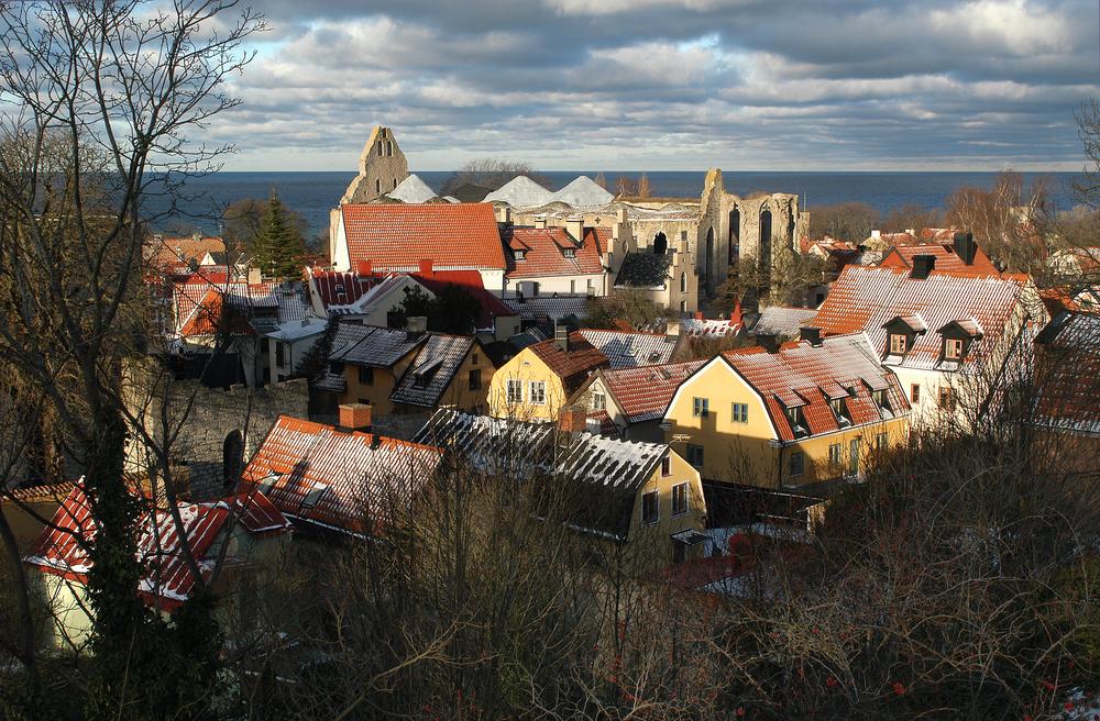Visby, Ruotsi