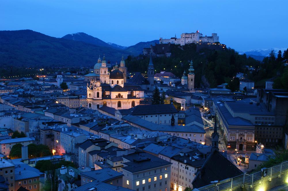 Salzburg, Itävalta
