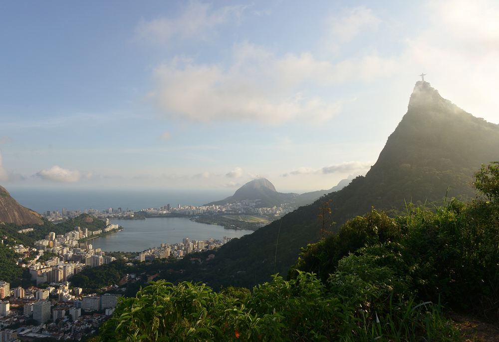 Rio de Janeiro, Brasilia, matkablogi, matka
