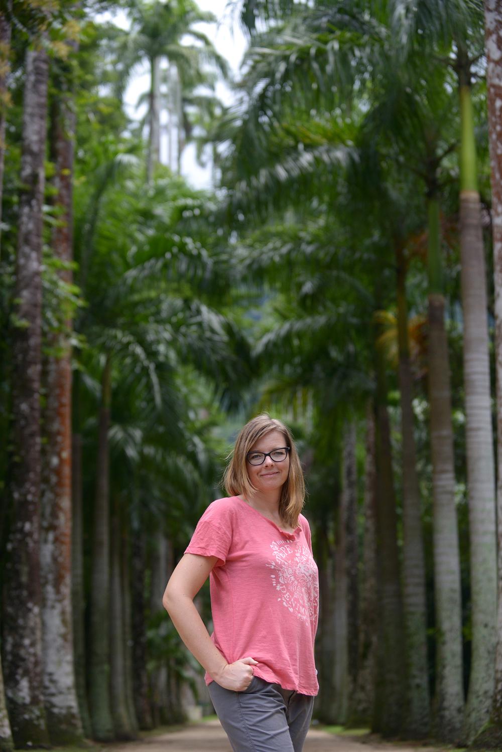 Mira Jalomies, Rio de Janeiro, matkablogi, matka