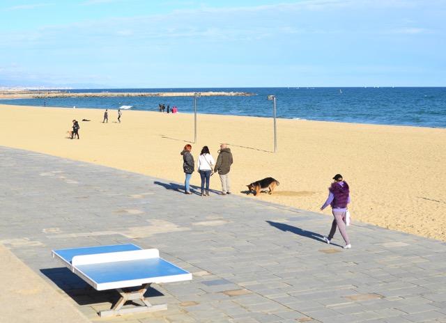 Barcelona, Barceloneta, ranta, matkablogi, matka, Ansku BCN