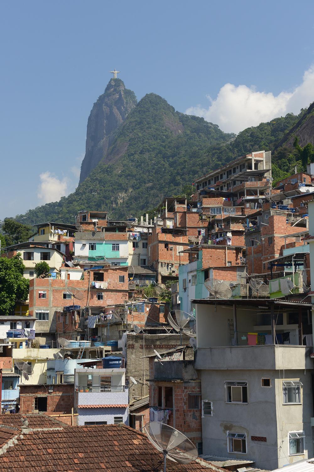 Santa Marta, Brasilia, Rio de Janeiro, favela, Matkablogi, blogi