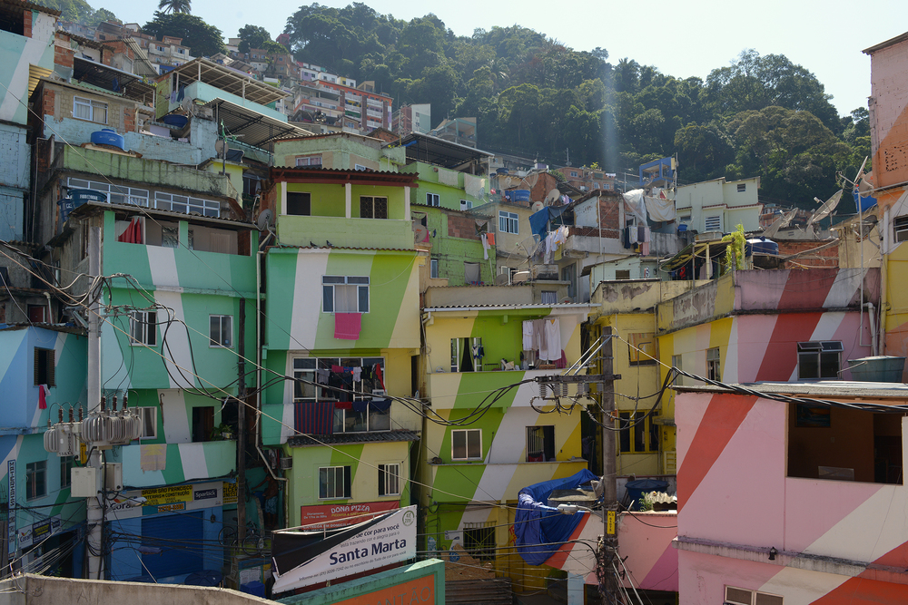 favela, rio de janeiro, matkablogi, matka, blogi, brasilia