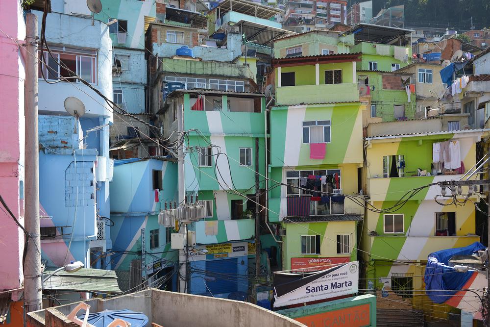 Rio de Janeiro, matka, matkablogi, brasilia, favela