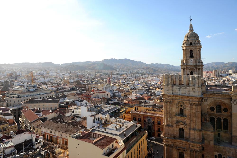 Malaga, Espanja, Andalusia, blogi, matkablogi