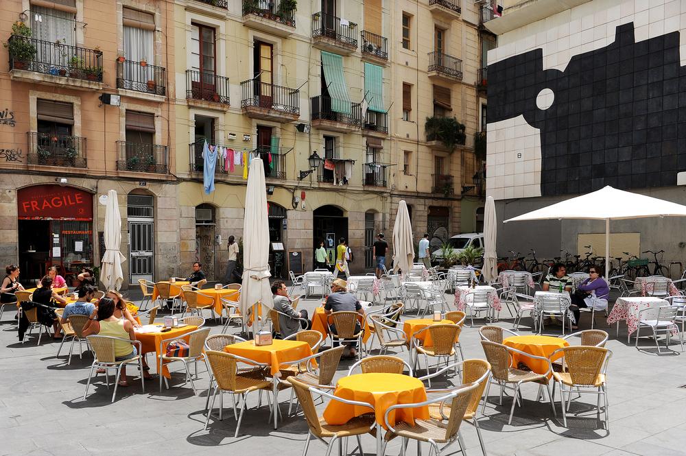 Kahvila, Barcelona, Espanja, matkablogi, blogi, matka, kaupunkiloma
