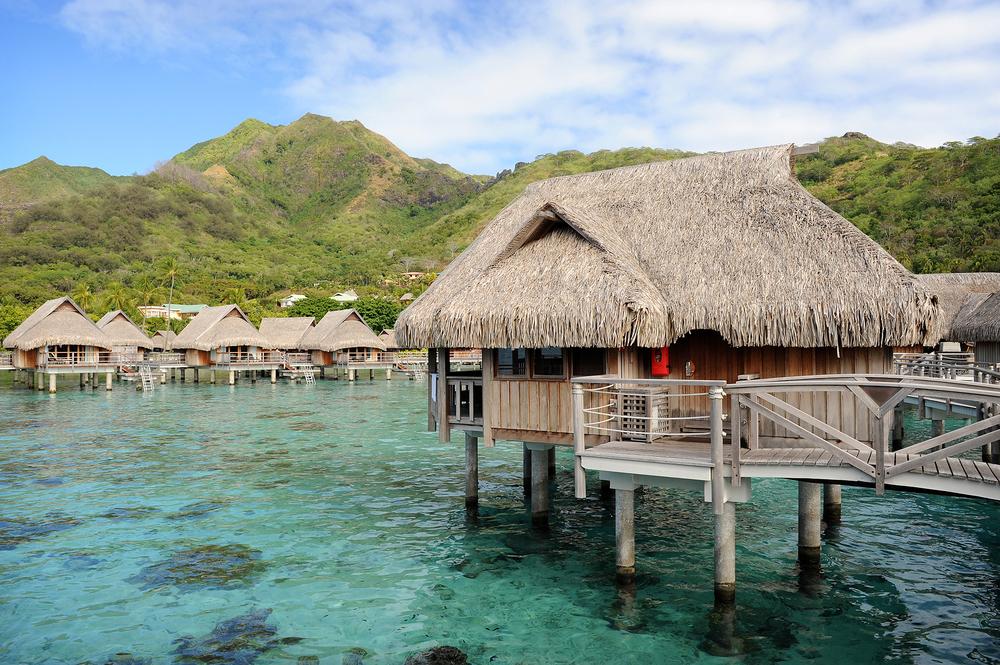 Hotelli, paratiisi, Moorea, Tahiti, matkablogi, blogi, luksushotelli