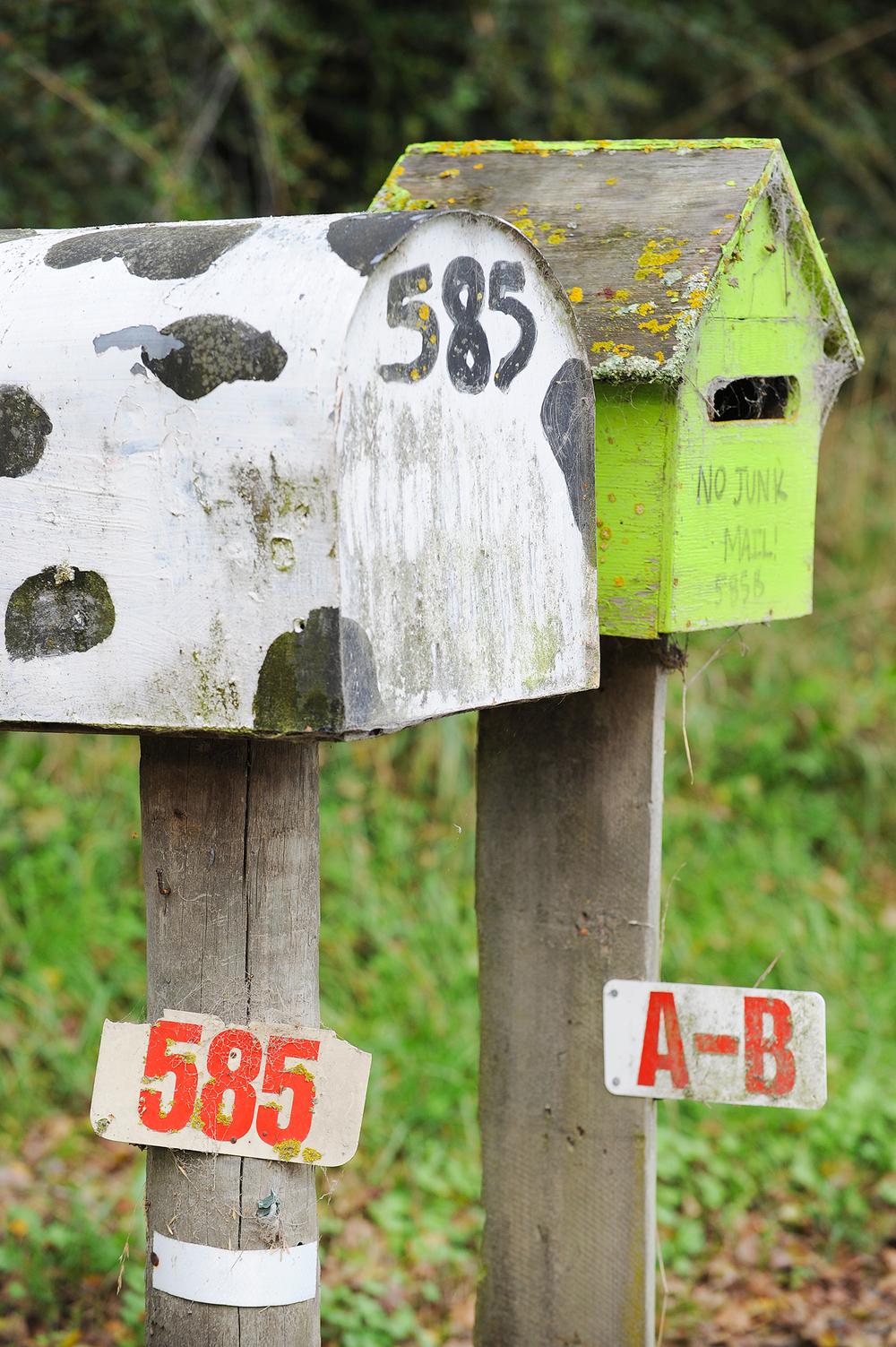 matka, matkablogi, postilaatikko, uusi-seelanti