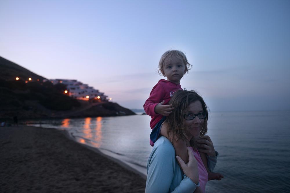 Matkablogi, matka, Menorca, Baleaarit, meri