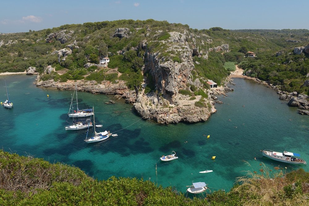 Menorca, matkablogi, matka, Espanja, meri, kesä