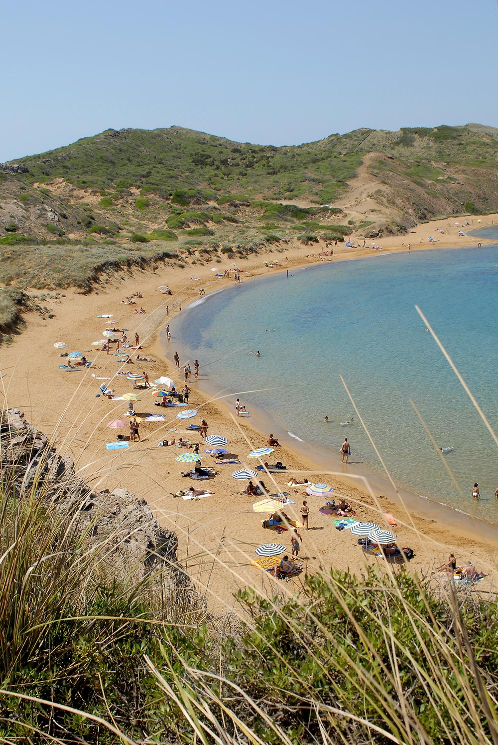 Ranta, Menorca, matkablogi, matka, Espanja, kesä