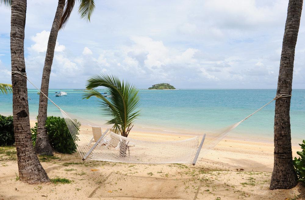 matkablogi, Fidzi, matka, Tyynimeri, paratitiisisaari, korallihiekka, turkoosi meri, riippukeinu, palmut
