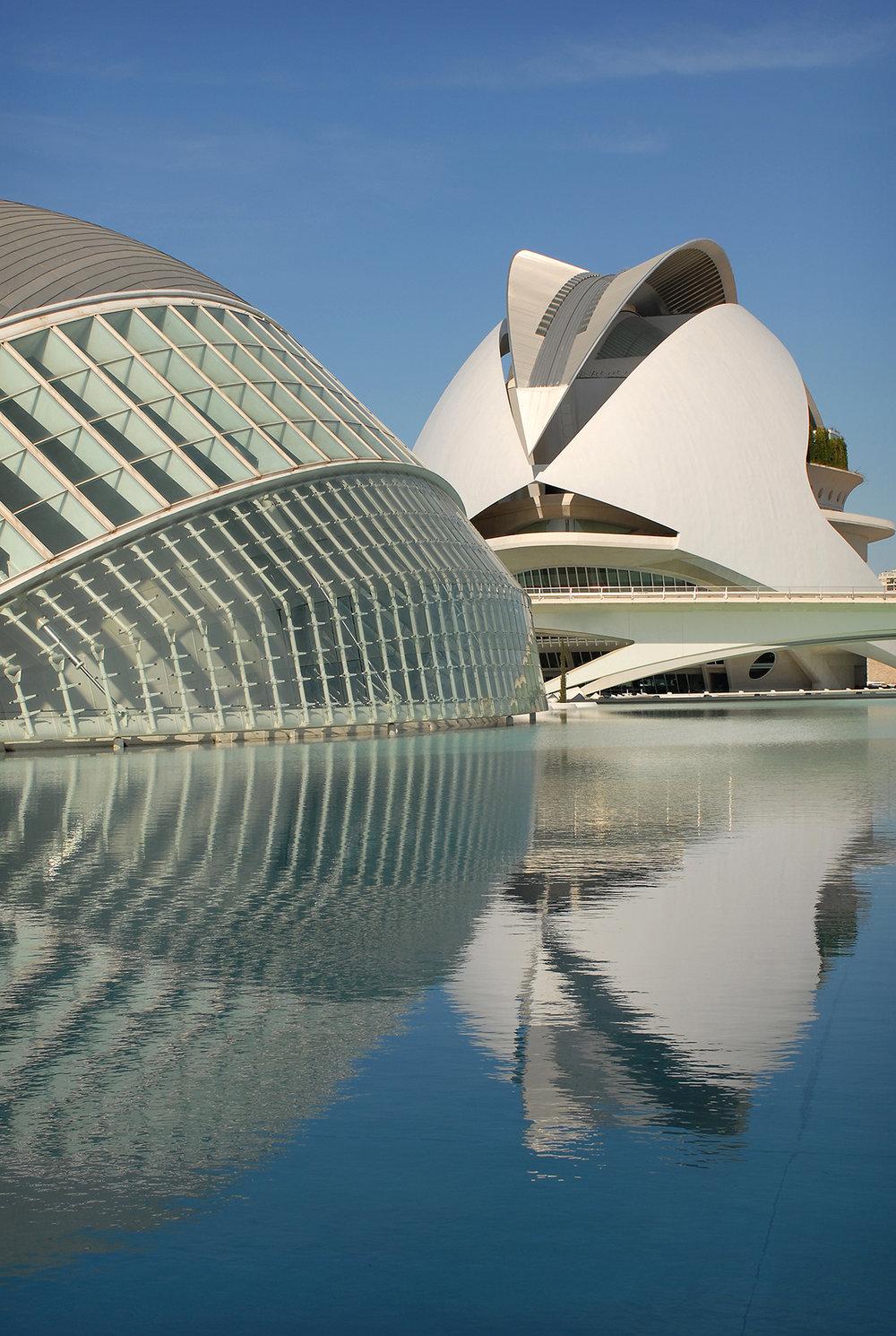 matka, matkablogi, Espanja, Valencia, matkailu, vero, kateus, matkakateus, ciudad de las artes y ciencias