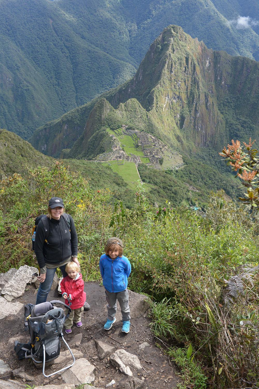 Peru, Etelä-Amerikka, perhematkailu, lapsiperhematkailu, matkablogi, matka, reissu, kerran elämässä, Machu Picchu