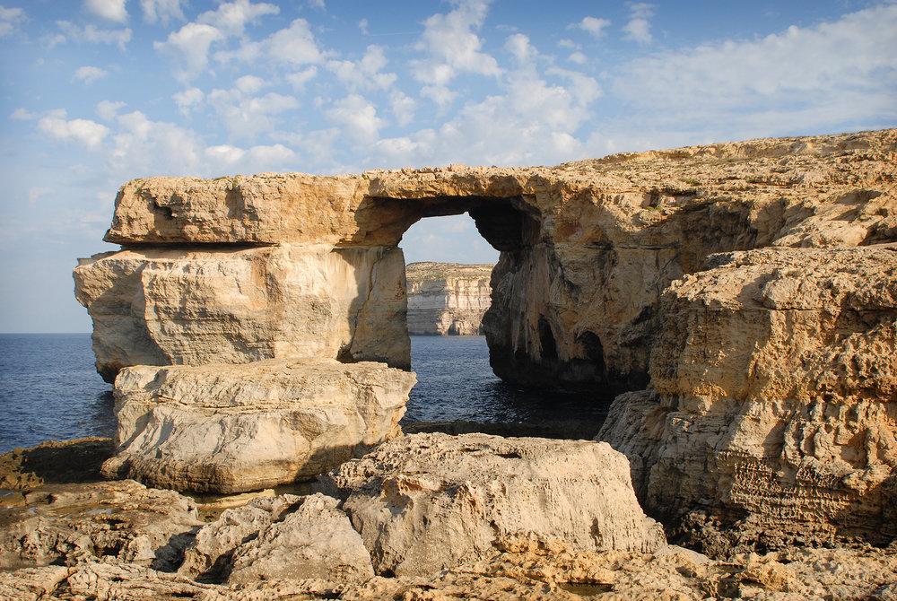 Matkablogi, turisti, nähtävyys, huono nähtävyys, matka, kivikaari, Malta, Gozo