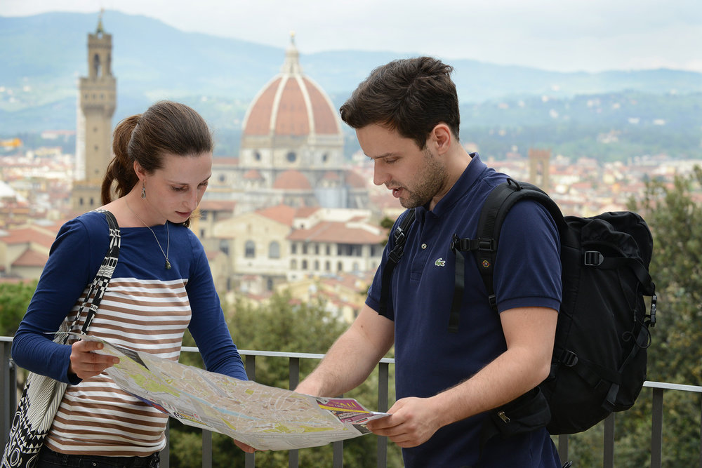 Turismi, turisti, matka, matkablogi, matka, Italia, kartta