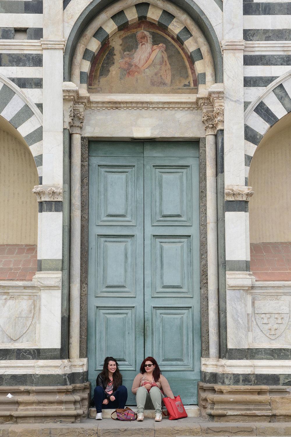 Turismi, turisti, matka, matkablogi, matka, Italia, Firenze, kirkko