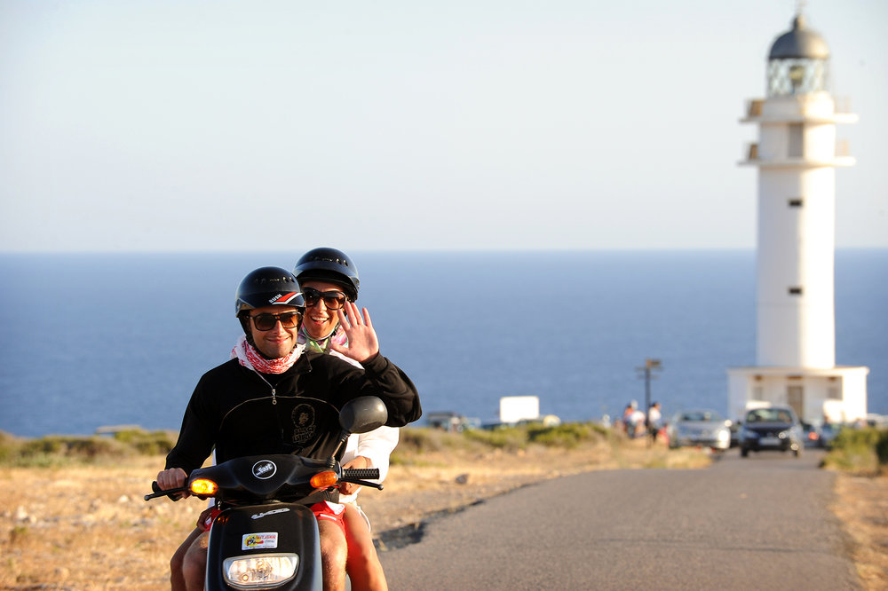 Matkablogi, matka, Formentera, Espanja, meri, moro, majakka