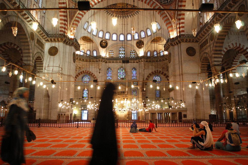 Turkki, Istanbul, matka, matkailu, matkablogi, moskeija
