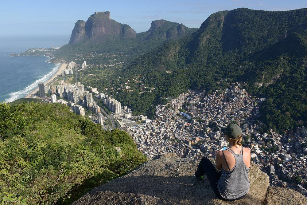 Rio de Janeiro, maisemat, kaupunki, matkailu, matka, soolomatkailu