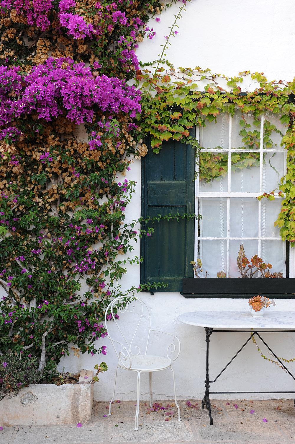 Menorca, matka, matkablogi, Baleaarit, ikkuna, paratiisisaari