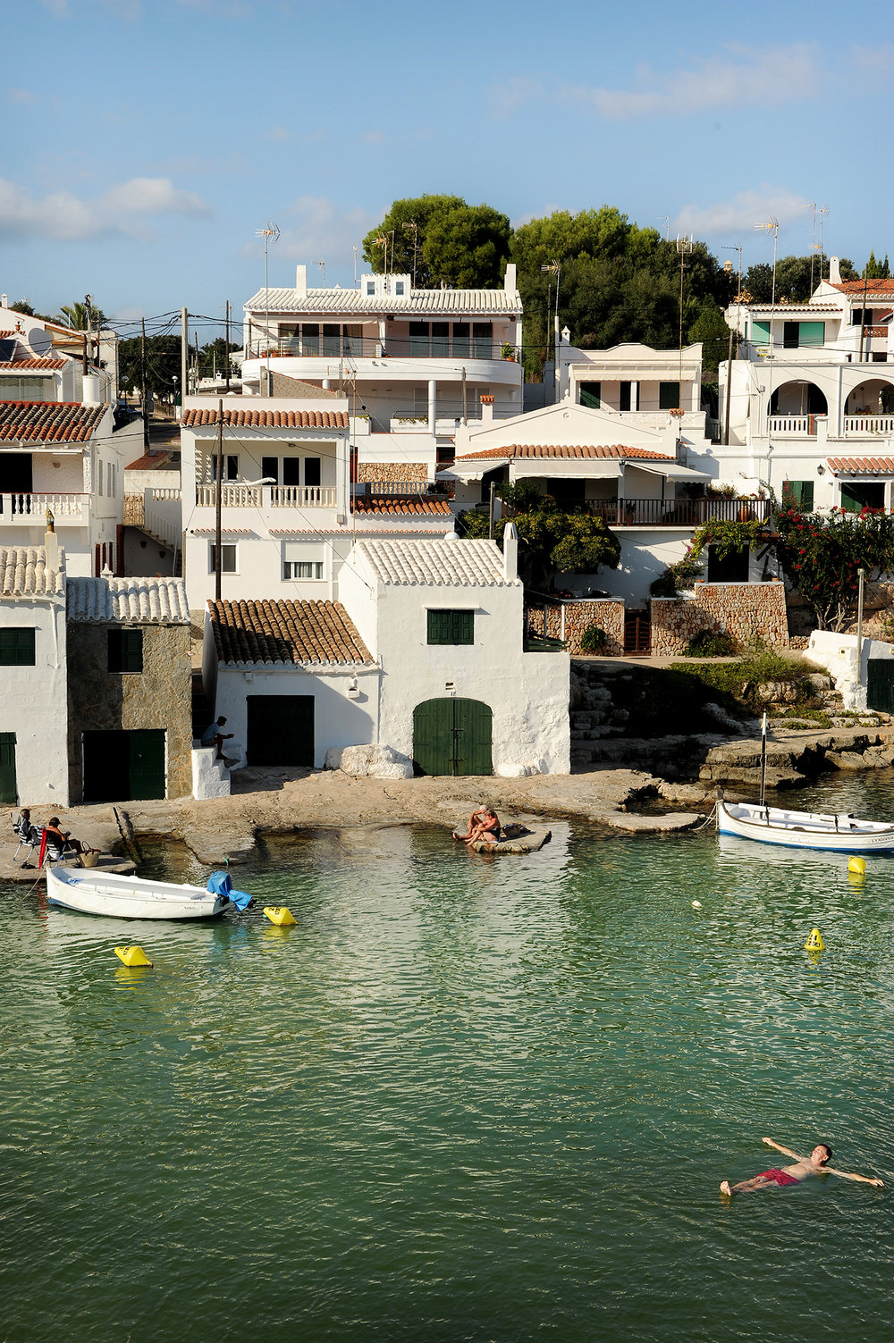 Menorca, Baleaarit, ranta, lomamatka, kesä, Välimeri
