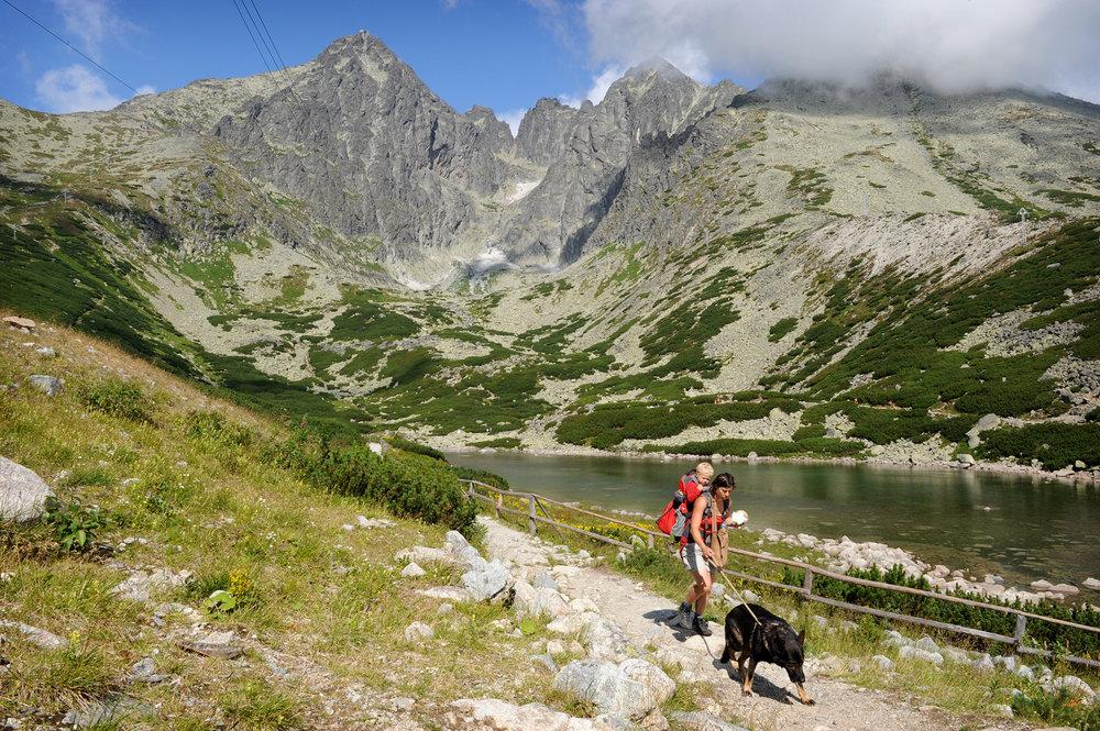 Vuoret, patikointi, Slovakia, lapsimatkailu, luontomatkailu, matka, matkablogi
