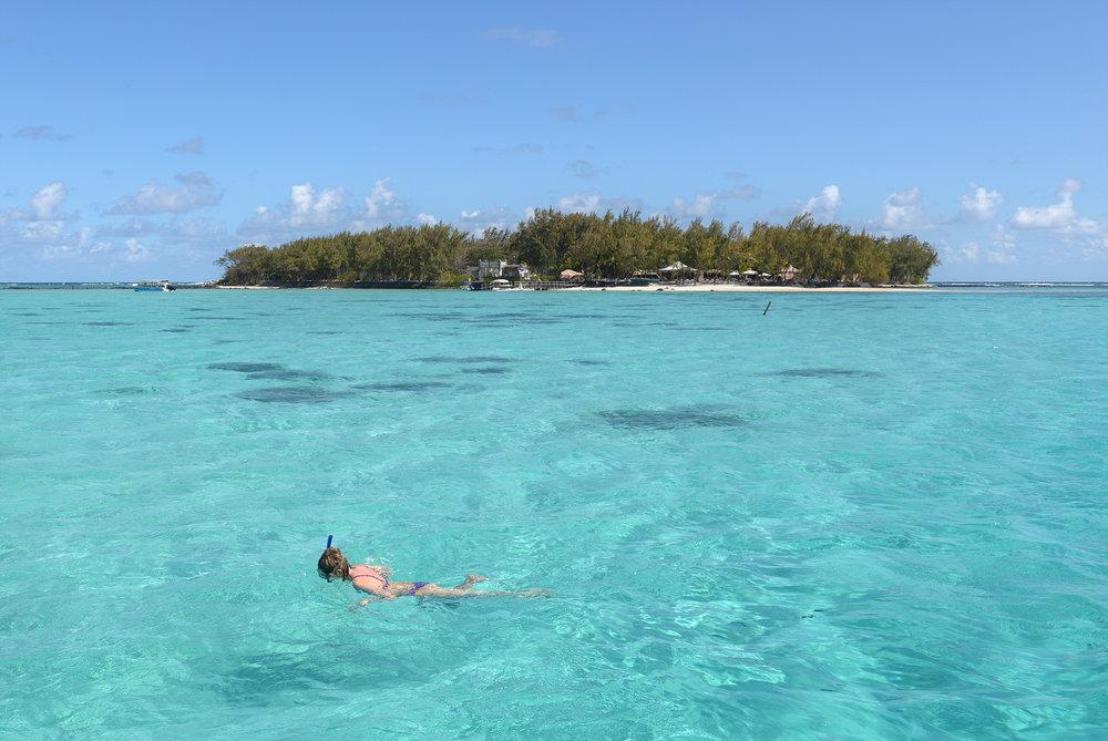 ranta, turkoosi vesi, Mauritius, matkablogi, matka