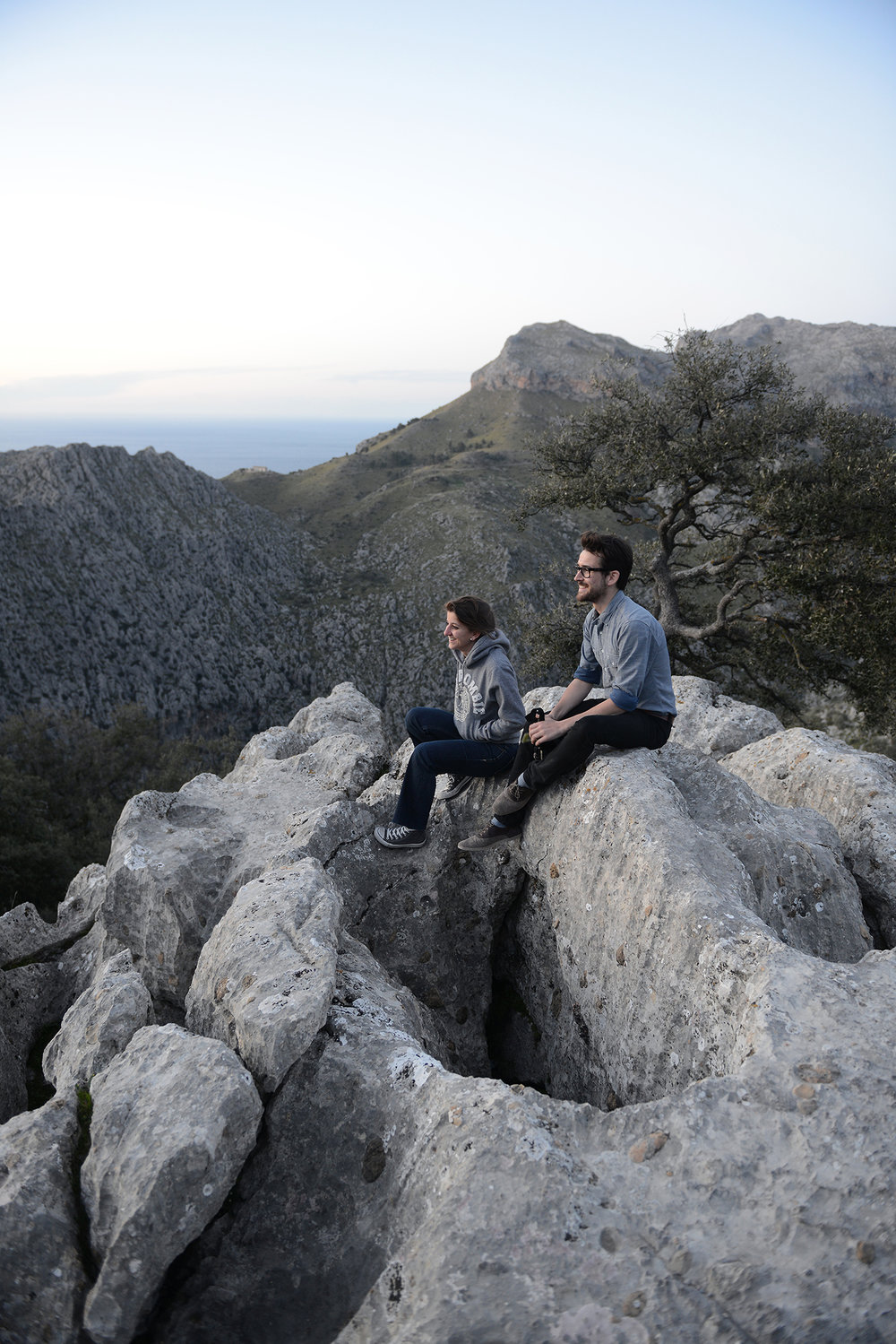 Mallorca, vuoret, maisema, matka, matkablogi