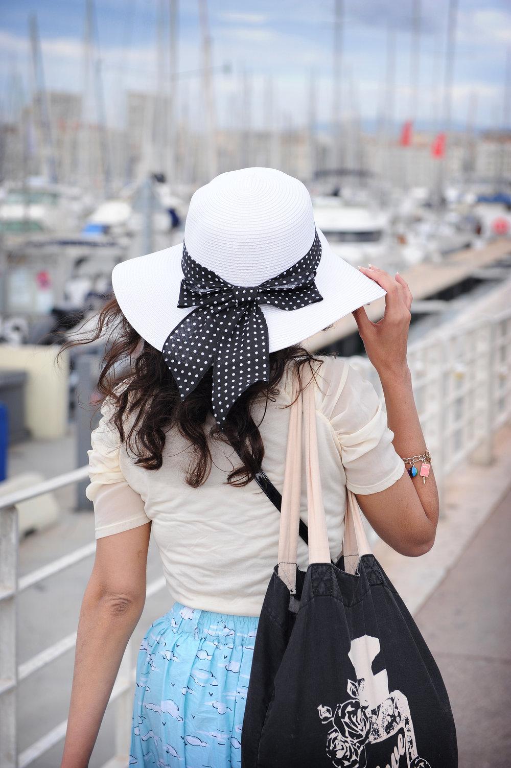 Marseille, Ranska, matka, matkablogi, Välimeri
