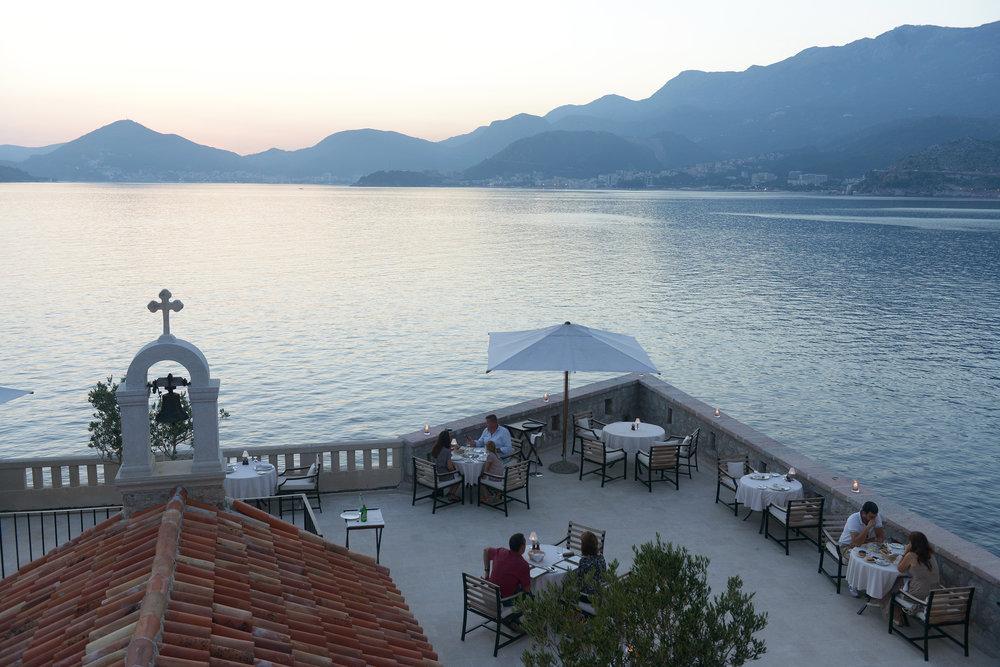 Matkablogi, matka, montenegro, sveti stefan, aman, hotelli