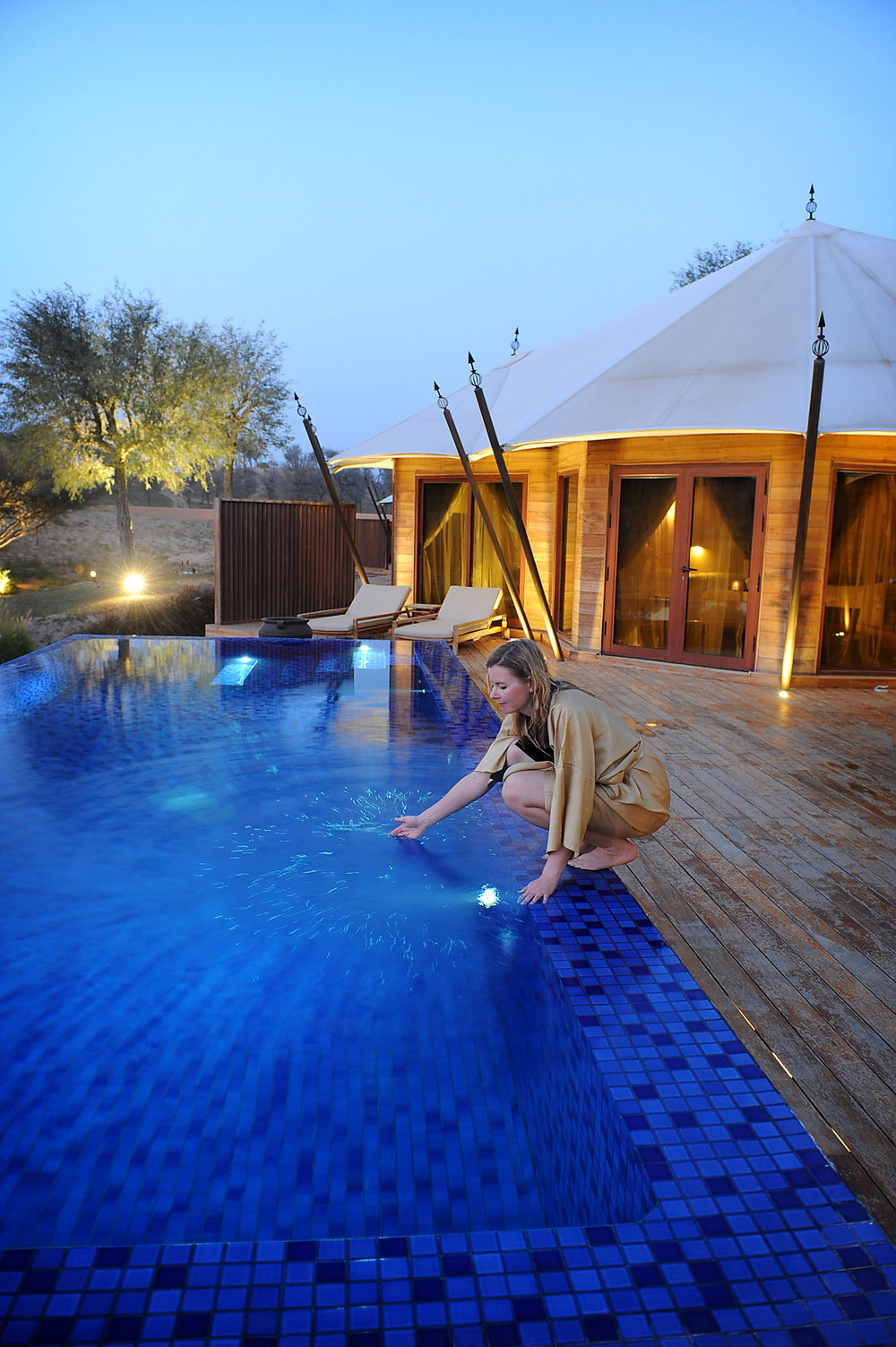 Hotelli, Dubai, Arabiemiraatit, aavikko, Banyan, matka, matkablogi