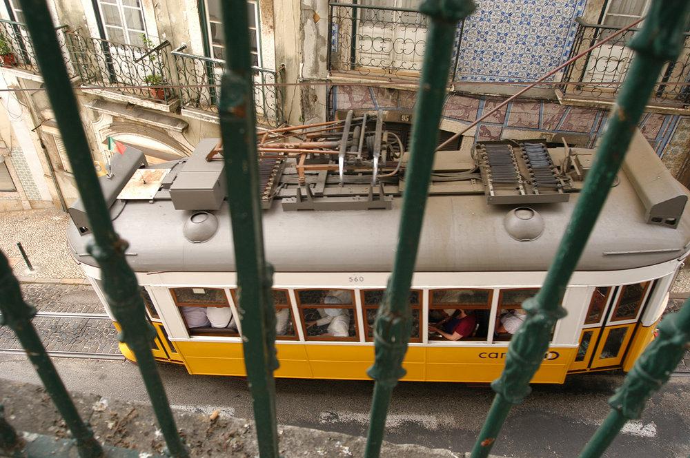 Portugali, Lissabon, matka, matkablogi, loma, ratikka