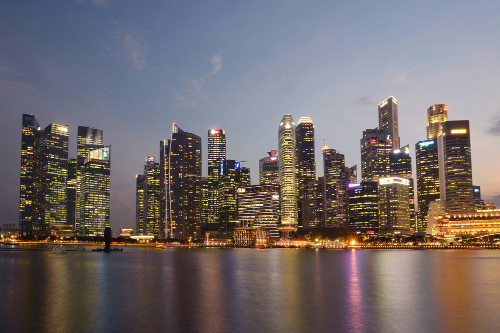 Singapore, panoraama
