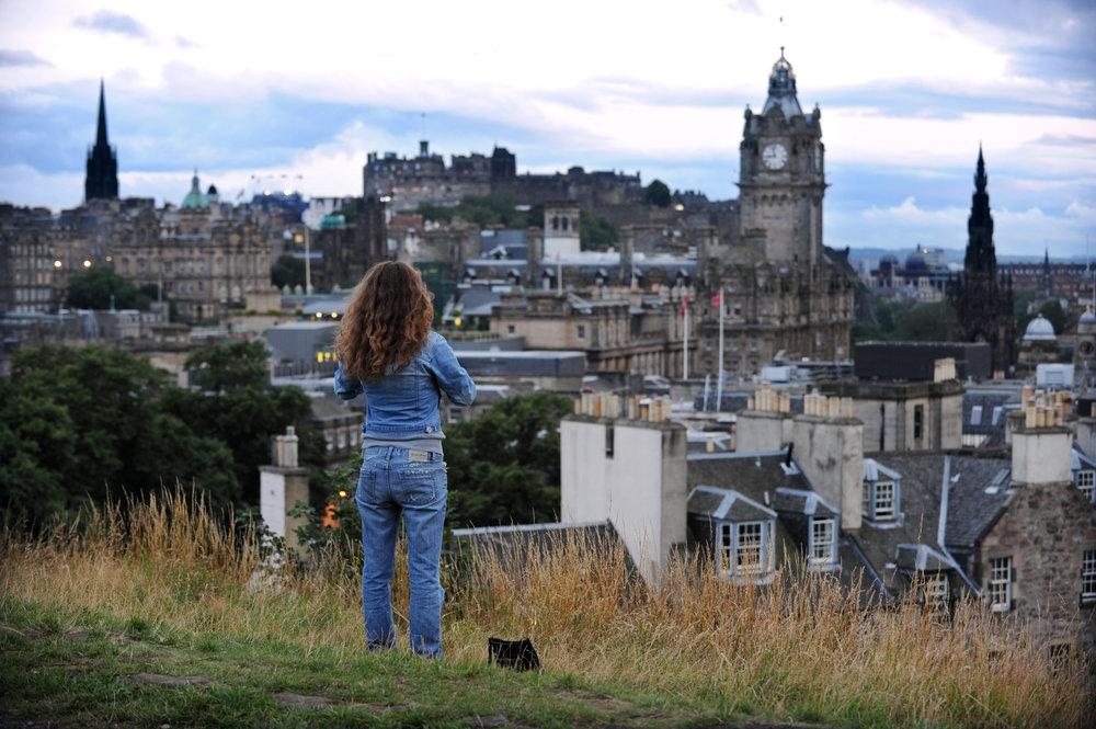 Iso-Britannia, Skotlanti, Edinburgh
