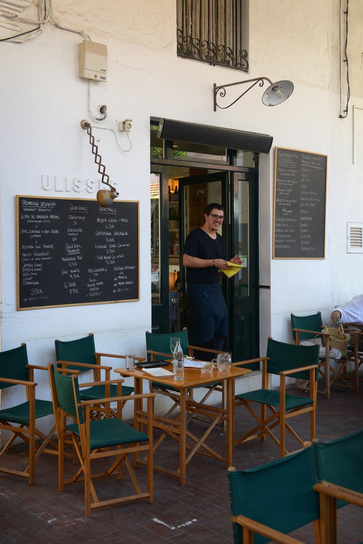 Ciutadella, Menorca, kahvila, loma, Espanja