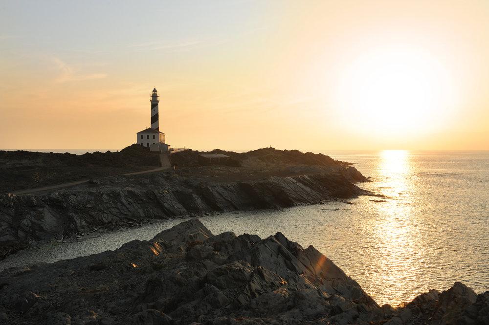 Menorca, Favarix, auringonnousu