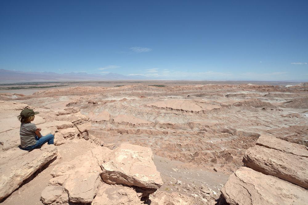 Chile, Atacama, lapsimatkustelu, perhematka
