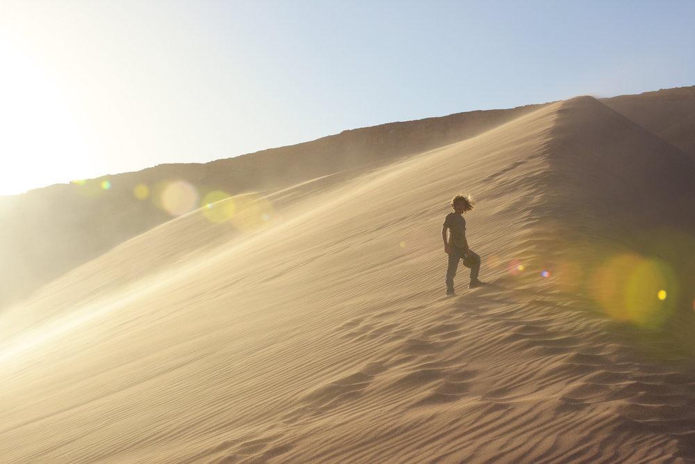 Atacama, Chile, perhemtkailu, lapset matkustaa