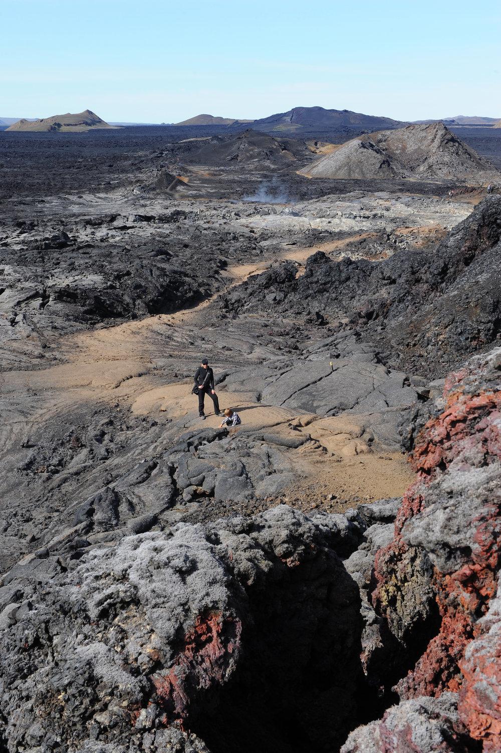 Myvathan, Islanti, tulivuori, matkablogi